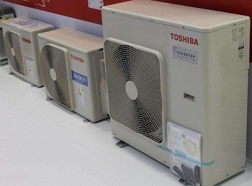 Кондиционеры Toshiba наружные блоки
