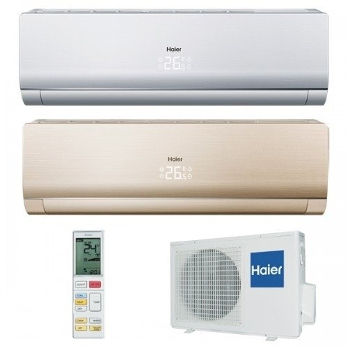 Haier серии LIGHTERA On/Off, DC inverter